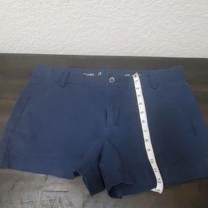 Navy Gap shorts